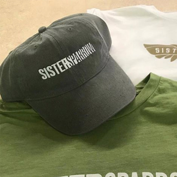 Sister Sparrow - Embroidered Hat
