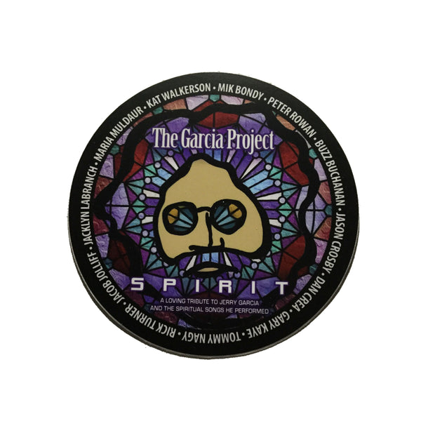 The Garcia Project - Spirit Sticker
