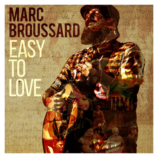 Marc Broussard - Easy To Love Vinyl