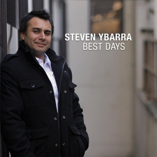 Steven Ybarra - Best Days CD