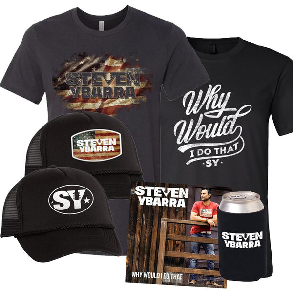 Steven Ybarra - SY Gear Bundle