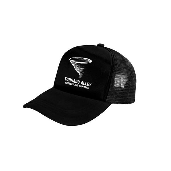 Tornado Alley Chasers and Spotters - Logo Trucker Hat