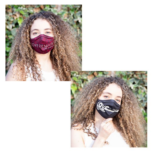 Tal Wilkenfeld - Love Remains Mask Bundle