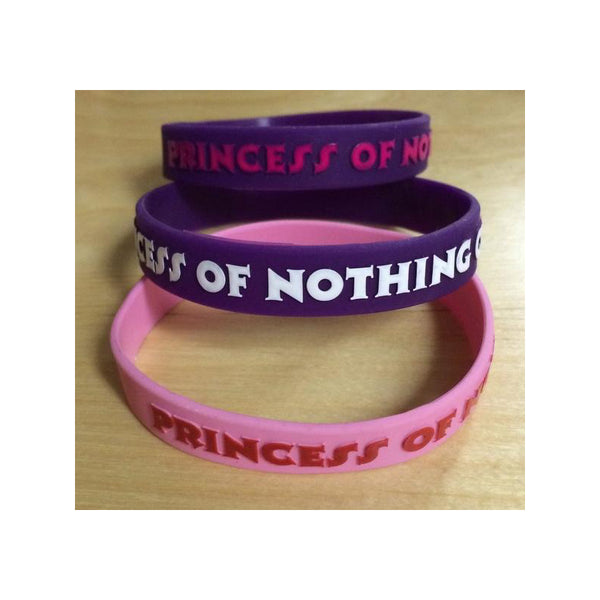 Tyler Hilton - Princess of Nothing Charming 2 Bracelet Pack