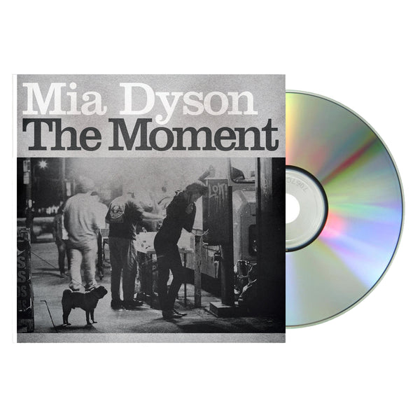Mia Dyson - The Moment CD