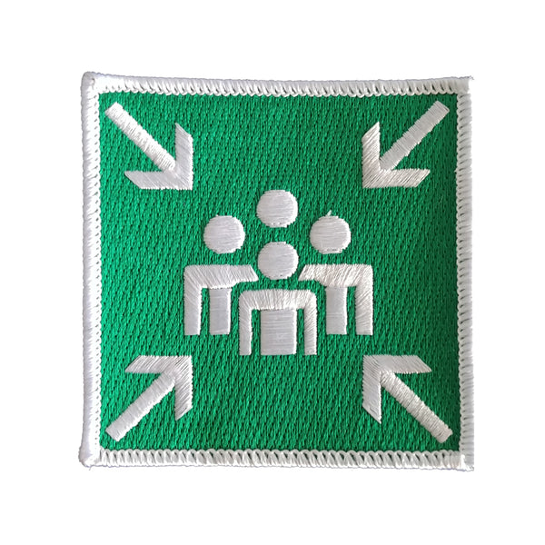 The Meeting Place - Logo Patch