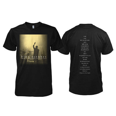Blue October - Things We Do At Night Tee