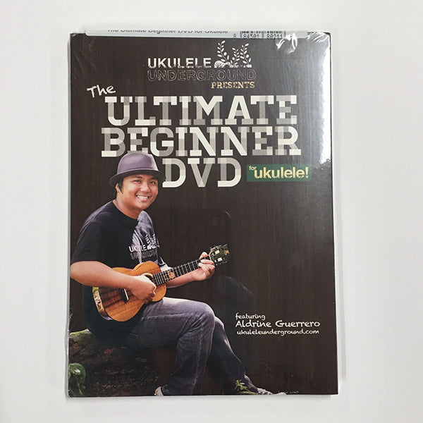 Ukulele Underground - Ultimate Beginner DVD