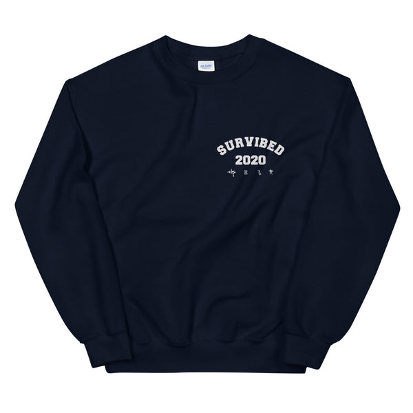SUR - SURVIBED 2020 Sweatshirt (Navy)