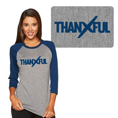 PLEXUS - Thanxful Long Sleeve Tee