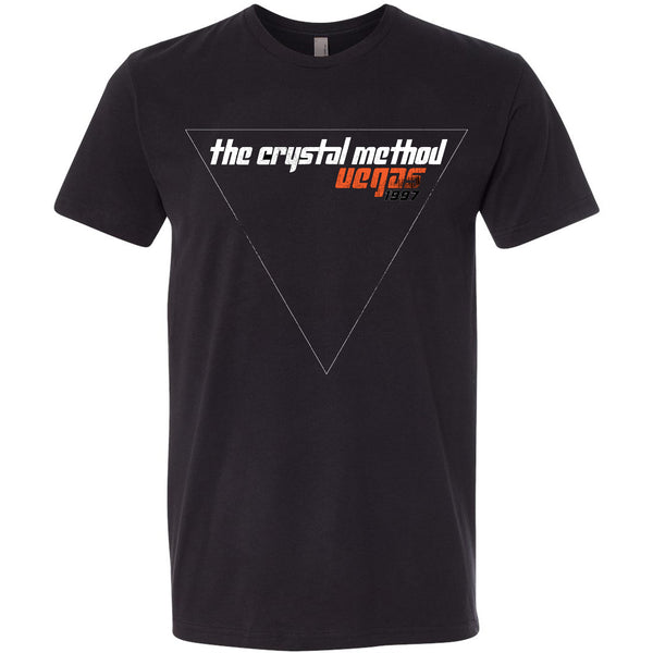 The Crystal Method - Vegas Vintage T-Shirt