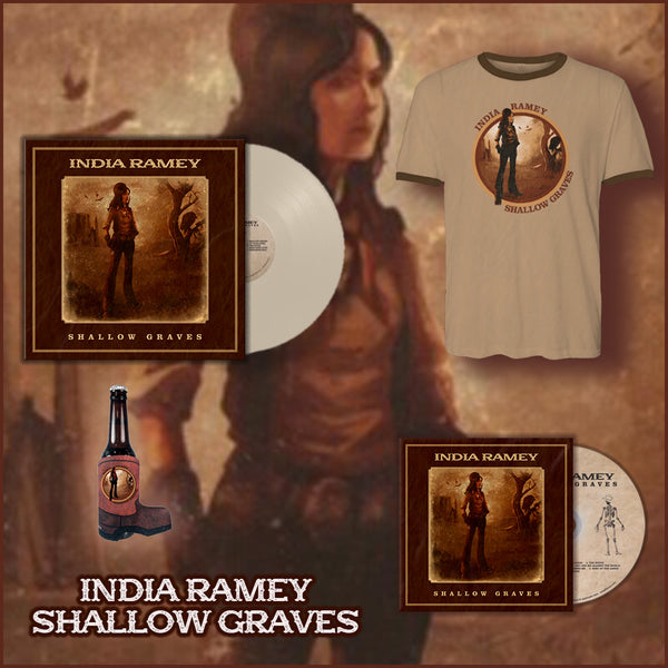 India Ramey - Ringer Tee Bundle (PRESALE)