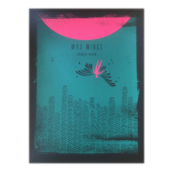 Joshua Radin - Wax Wings Poster