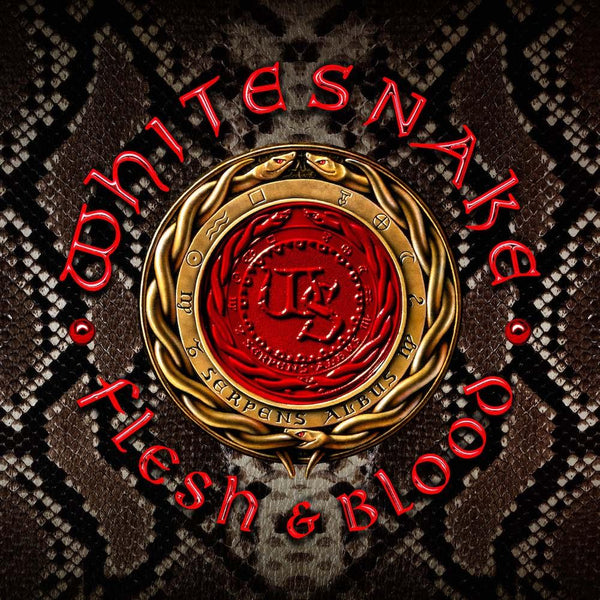 Whitesnake - Flesh & Blood CD