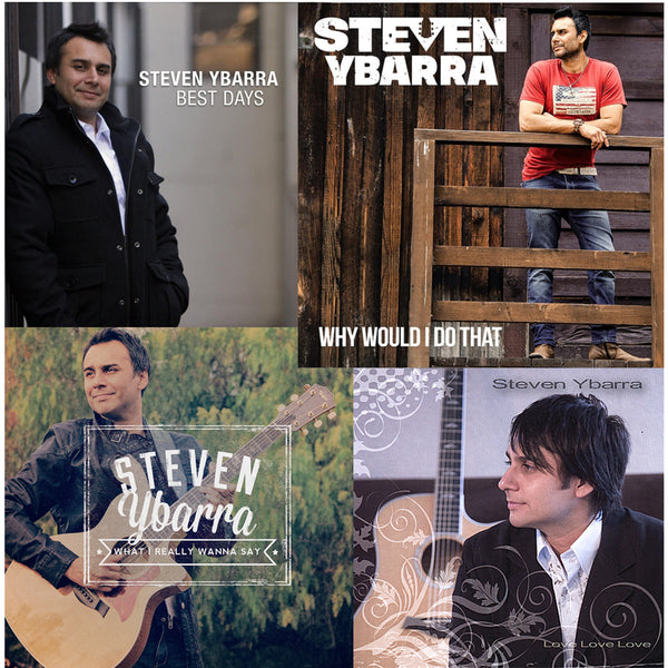 Steven Ybarra - SY Country Pop Bundle