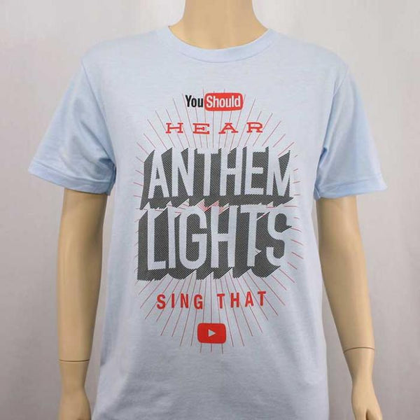 Anthem Lights - Youtube Tee