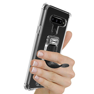 Scooch Case WINGMAN Clear Scooch Wingman LG V40 ThinQ™ Phone Case