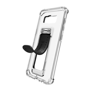 Samsung Galaxy S8+ Phone Case (Clear) | Scooch Wingman - Scooch