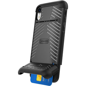 Scooch Case WINGMATE Stone Scooch Wingmate iPhone Xr Phone Case