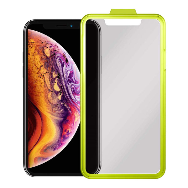 Scooch FORTRESS iPhone 11 Pro/XS/X Tempered Glass Screen Protector - $200 Insurance