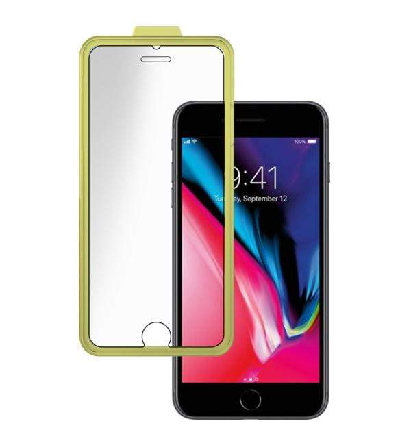 Scooch FORTRESS iPhone 8/7/6 PLUS Tempered Glass Screen Protector - $ 200 Insurance