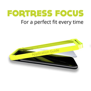Scooch FORTRESS Samsung Galaxy S20+ Screen Protector - $200 Insurance