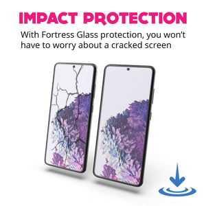 Scooch FORTRESS Samsung Galaxy S20 Ultra Screen Protector - $ 200 Insurance