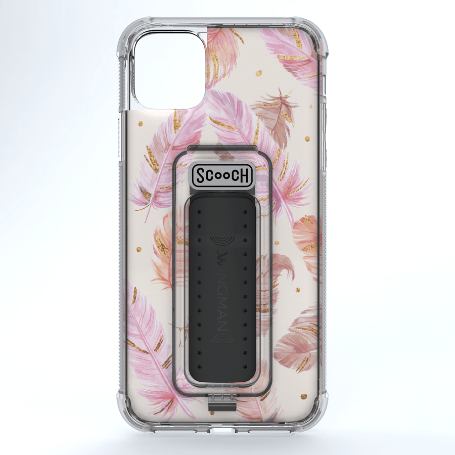 Scooch RESTYLE iPhone 11 ReStyle | Blushing Feather