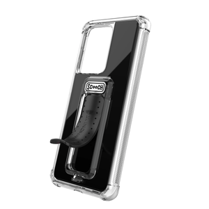 Scooch WINGMAN QR Scooch Wingman Case for Samsung Galaxy S20 Ultra - Clear