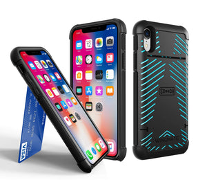 Scooch WINGMATE Ultramarine iPhone XR Phone Case | Scooch Wingmate