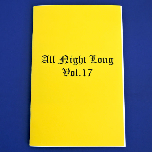 ALL NIGHT LONG VOL. 17 - NATHAN PEARCE + MATTHEW DAVID CROWTHER