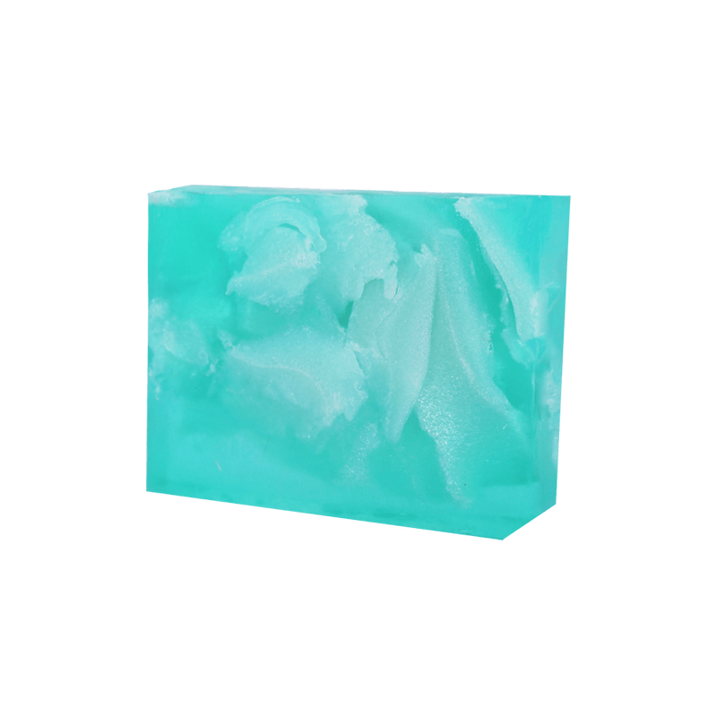 Aquamarine Glycerin Soap Bar