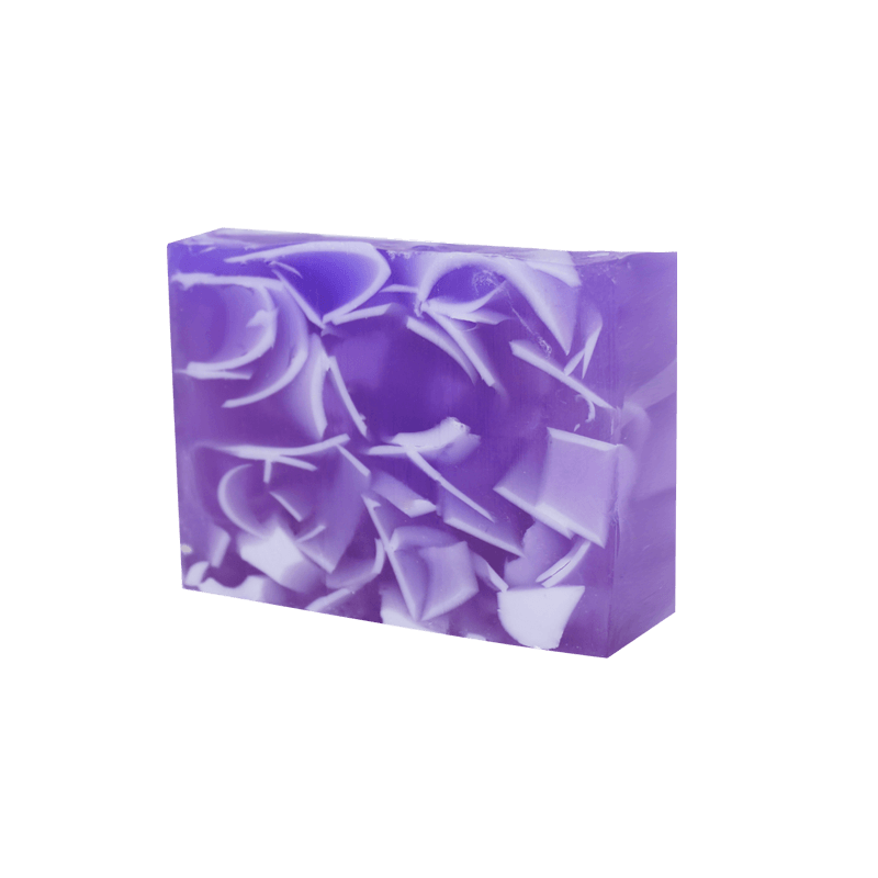 Lilac & Lace Glycerin Soap Bar