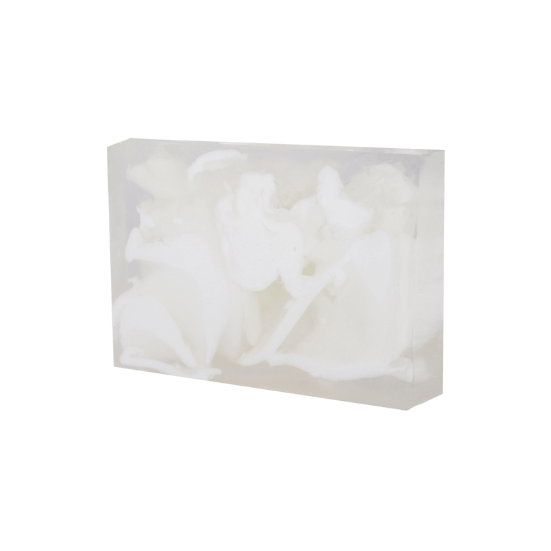 Clean Cotton Glycerin Soap Bar