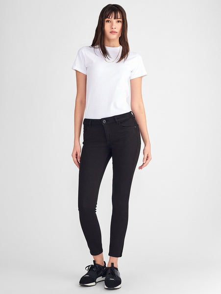 Margaux Mid-Rise Instasculpt Ankle Skinny