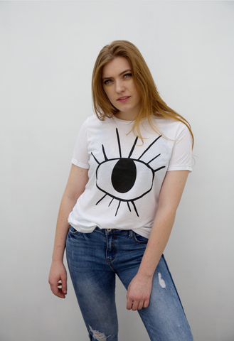 Eye of the Future Tee