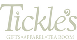 Tickles Gift Shop and Tea Room Logo