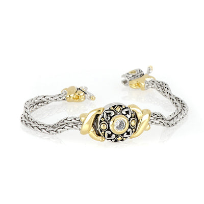 Antiqua Circle Bracelet - John Medeiros Jewelry Collections