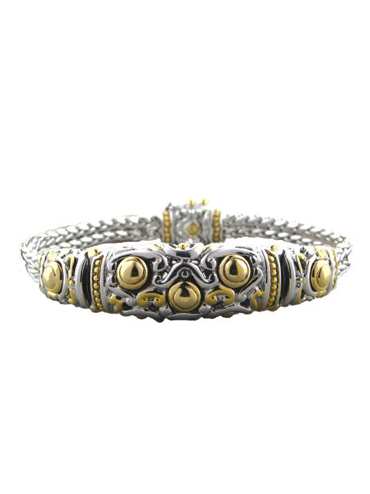 John Medeiros Celebration Interchangeable Stone Collection -Bracelet
