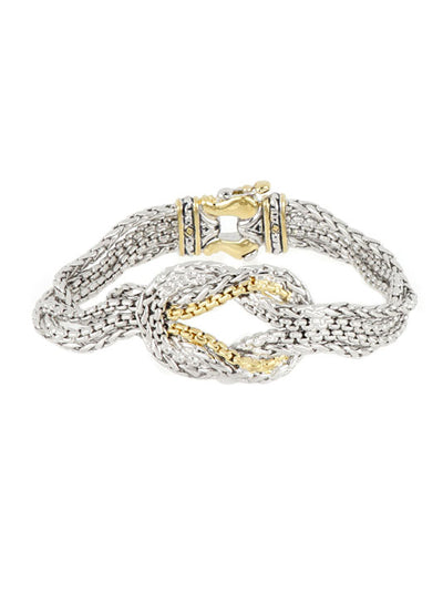 Anvil Knot Bracelet - John Medeiros Jewelry Collections