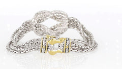 Anvil Knot Bracelet