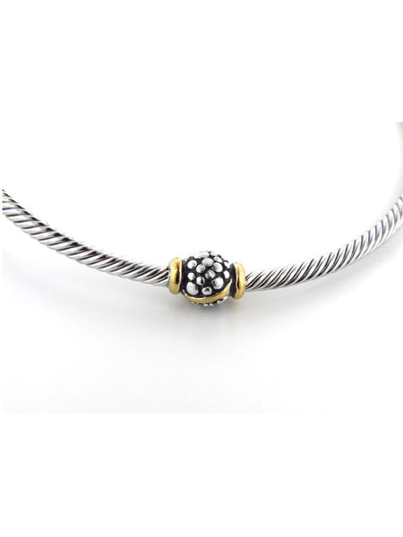 John Medeiros Celebration Stingray Bead Bangle