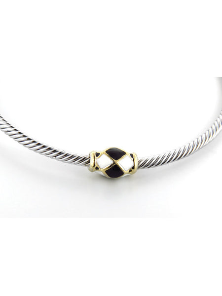 John Medeiros Celebration Tuxedo Bangle