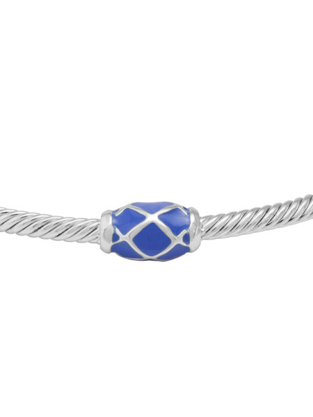 John Medeiros Celebration Lapis Bangle