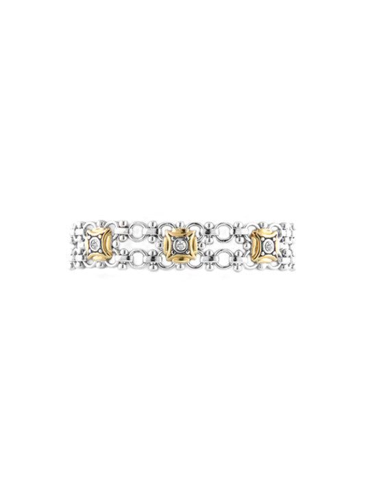O-Link Collection CZ Bracelet