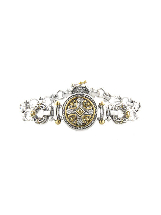 O-Link Collection Filgree CZ Bracelet