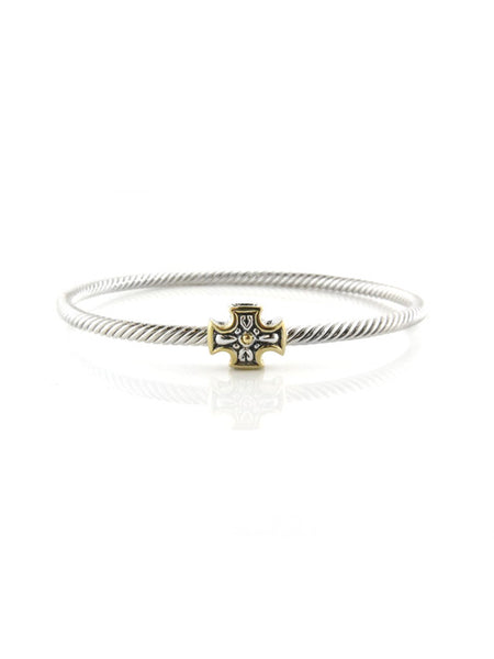 O-link Celebration Cross Bangle