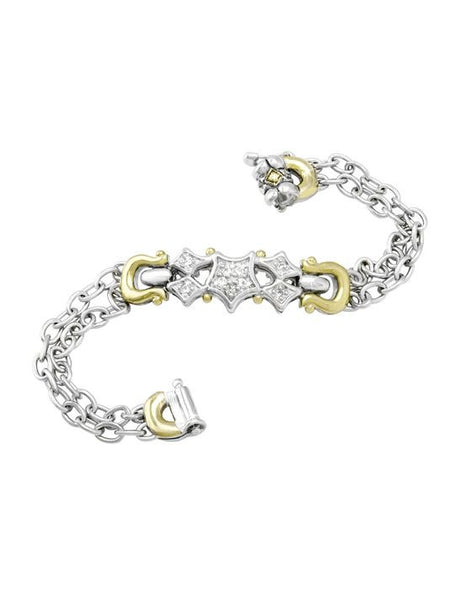 Timeless Star Horseshoe Bracelet.
