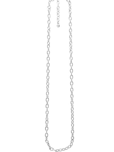 Oval Link Chain Necklace - John Medeiros Jewelry Collections