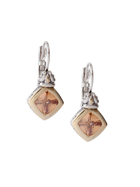 Vista Collection Square Wire Earrings